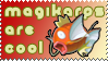 Magikarps Are Cool Stamp by kalot3000