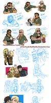 Metal Gear Doodle Dump 2 by xXTheTuneInTheWindXx