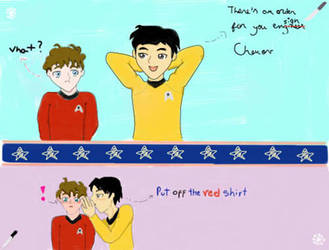 A little bit of Chulu STiD(right to left please ) by Romi-pink7