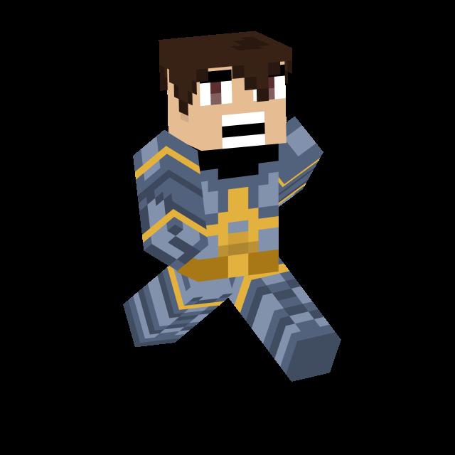 Artix - Minecraft Skin - AQWorlds by DatapawWolf