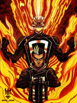 Ghost Rider Robbie Reyes