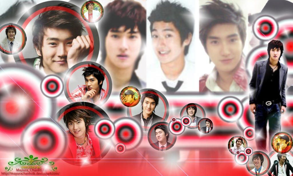 CHOI SIWON Super Junior by MayuraChanHSTK on DeviantArt