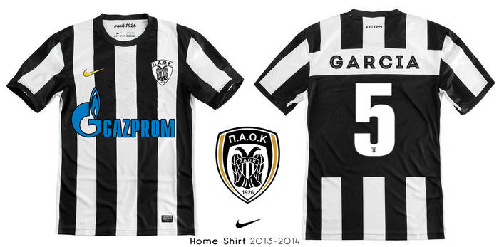 PAOK NIKE Juve style 2013-2014 by fanis2007