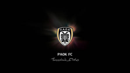 PAOK FC 1926 by fanis2007