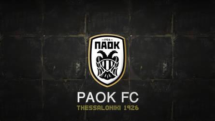 PAOK FC Thessaloniki 1926-2013 by fanis2007