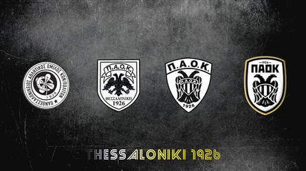 PAOK history 1926-2013 by fanis2007