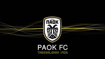 PAOK golden new by fanis2007