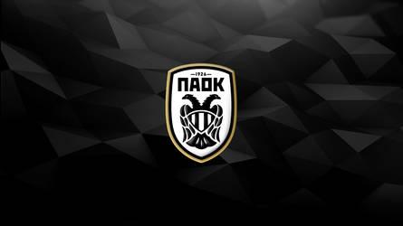 PAOK 3D black by fanis2007
