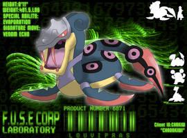 F.U.S.E Corp Lab:Louvipras by Dragonith