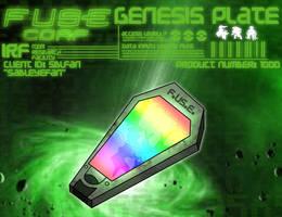 F.U.S.E Corp IRF:Genesis Plate