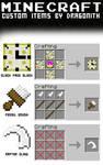 Minecraft: Custom Items