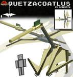 JurassiCraft: Quetzacoatlus