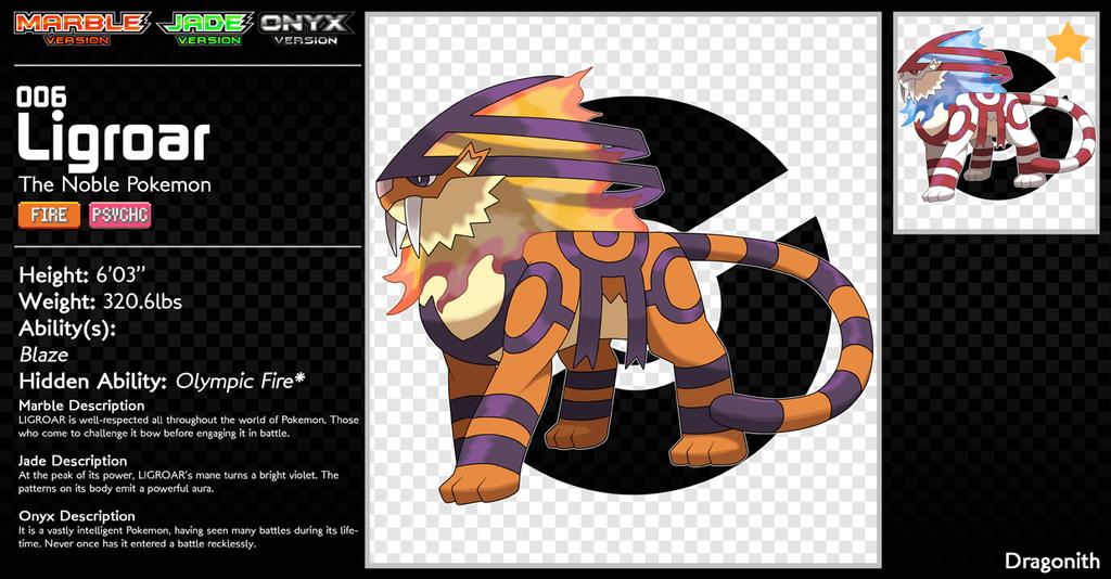 006-Ligroar by Dragonith