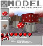 Minecraft - Mushmen