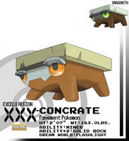 ???-Concrate by Dragonith
