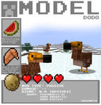 Minecraft - Dodo