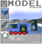 Minecraft - Penguin