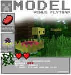 Minecraft - Venus Flytrap