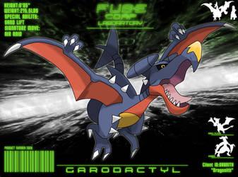 F.U.S.E Corp Lab:Garodactyl by Dragonith