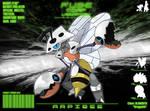 F.U.S.E Corp Lab:Arpibee by Dragonith