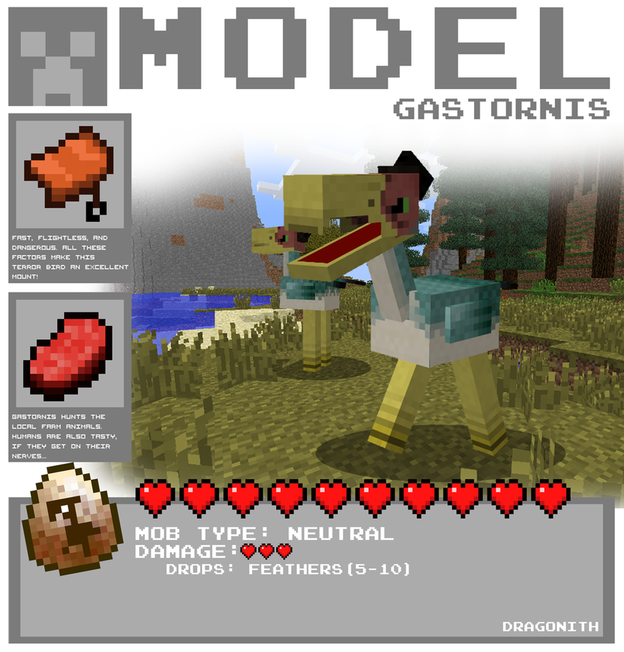 Dragon Craft Mod    Download
