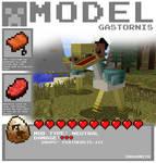 Minecraft - Gastornis