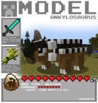 Minecraft - Ankylosaurus