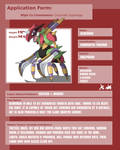 Silph Co. Commission:Scyriados by Dragonith