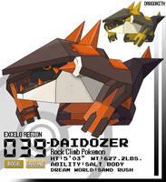 039-Daidozer by Dragonith