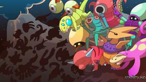Starbound - Monster Bash