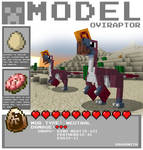 Minecraft - Oviraptor
