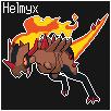 Helmyx Sprite by Dragonith