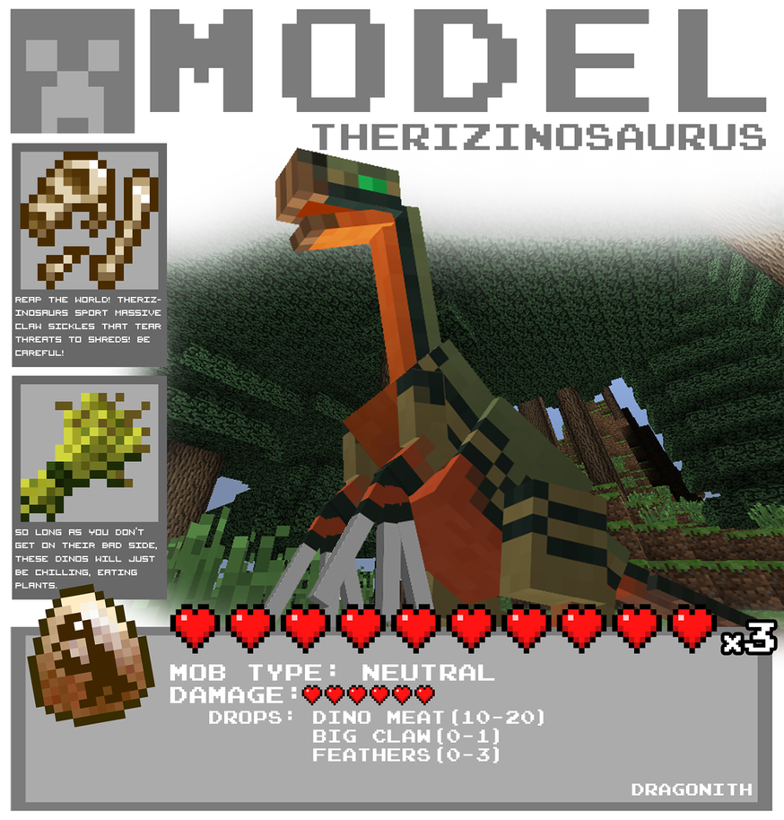archaeology and fossils mod