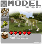 Model-Dryosaurus