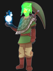 Starbound - The Legend of Novakid by Dragonith