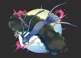 Mega Altaria (FAN-MADE) by Dragonith
