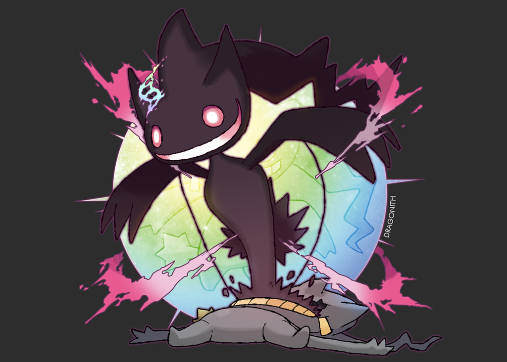 Mega banette fan made by dragonith on deviantart - Mega branette ...