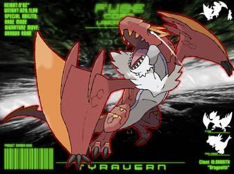 F.U.S.E Corp Lab: Tyravern by Dragonith