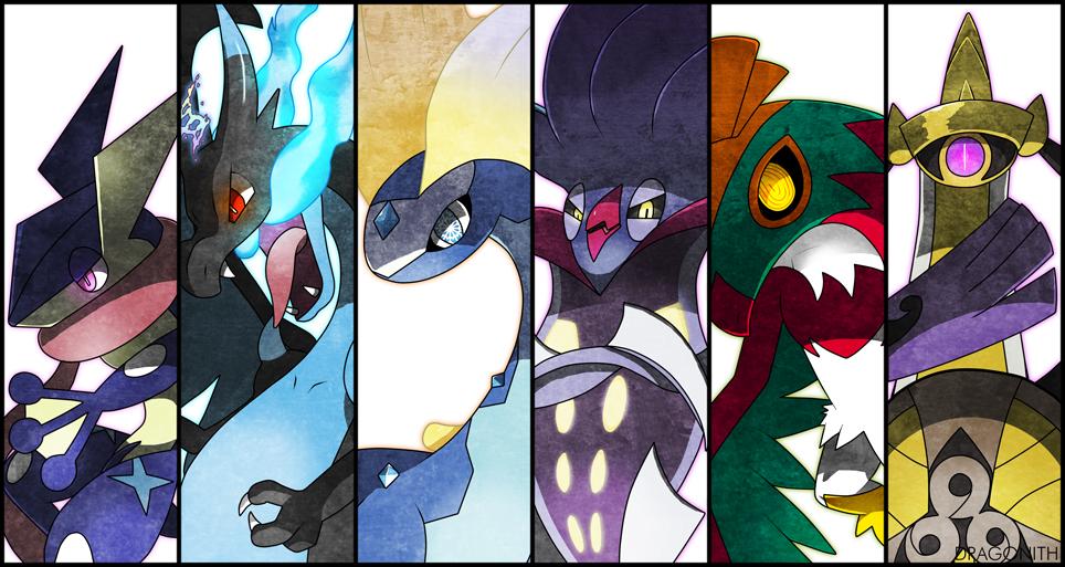 Battle Cuts - X Team (Sir-Zorba) by Dragonith