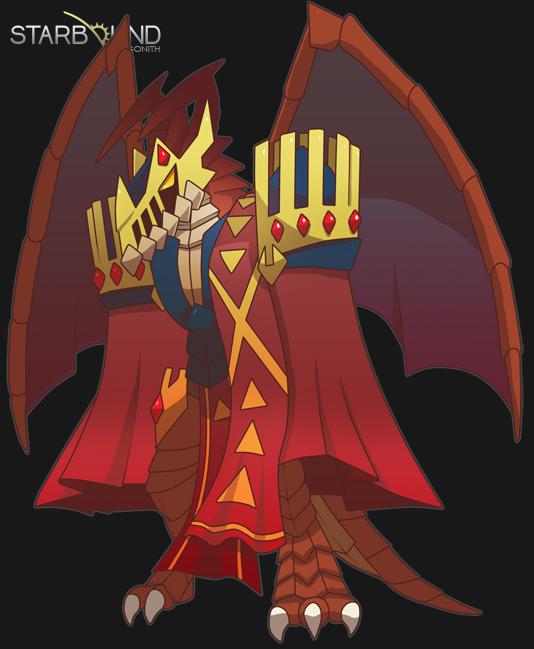 dragon knight emperor
