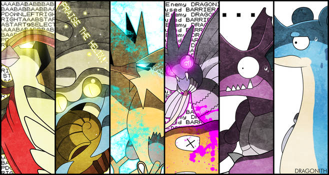 Battle Cuts - TPP (Twitch Plays Pokemon) by Dragonith