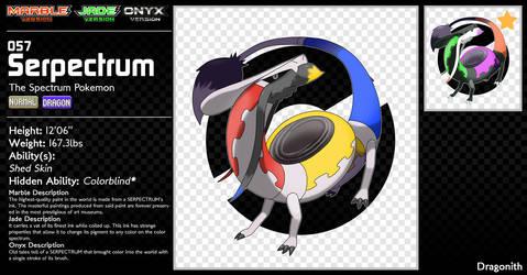 057-Serpectrum by Dragonith