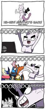 Obligatory Mewtwo Comic