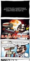 R.O.B. and Doc