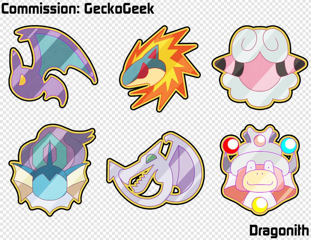 Dragon type Pokémon | Pokémon Database