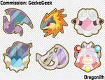 Badge Commission: GeckoGeek