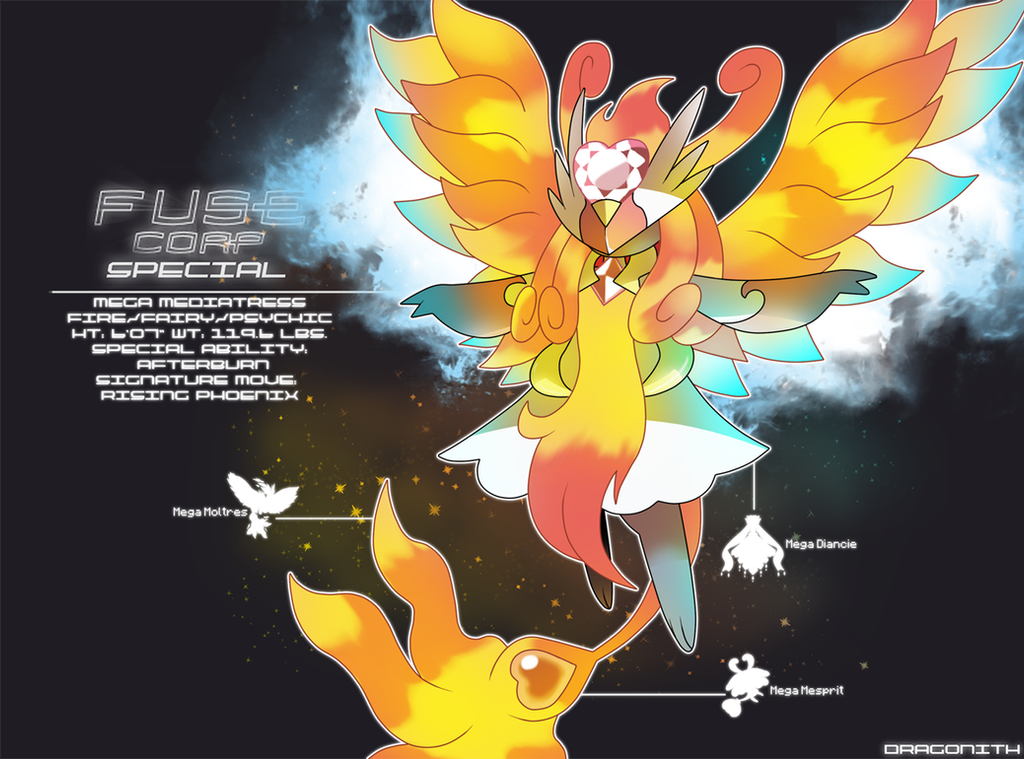 Pokemon Fusion (Accepting, started) - The Campfire