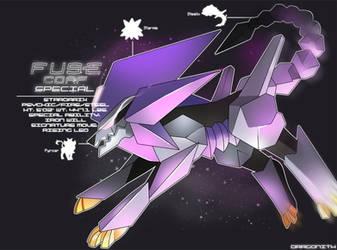 F.U.S.E Corp Special: Staroarix by Dragonith