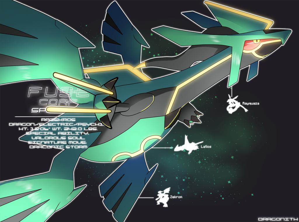 F.U.S.E Corp Special: Razekros by Dragonith