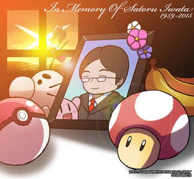 Leave Luck to Heaven (RIP Satoru Iwata)